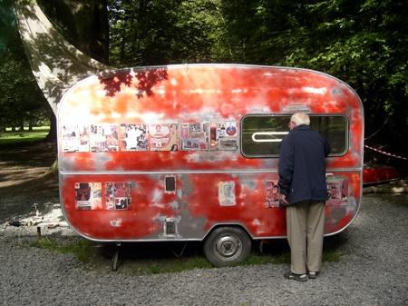 wohnwagen d13 karlsaue documenta