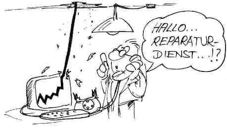 Börse Cartoons